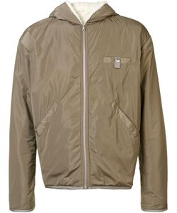 John Elliott | Bolivia Reversible Jacket Medium Acrylic/Polyester