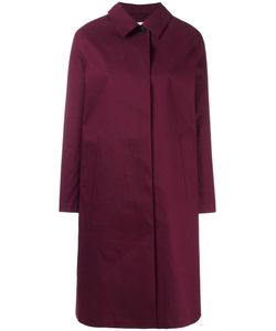 MACKINTOSH | Concealed Fastening Mid Coat 40 Cotton