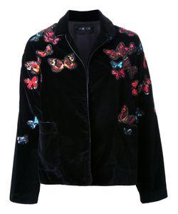 Michel Klein | Embroidery Bomber Jacket 36 Cotton