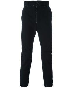 CEDRIC JACQUEMYN   Deconstructed Trousers 50 Linen/Flax/Polyamide/Virgin Wool