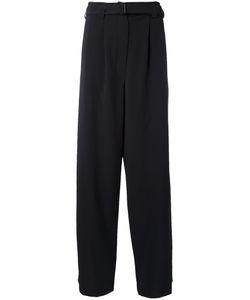 Michel Klein | Wide-Leg Trousers 36 Polyester