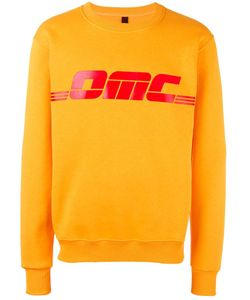 Omc | Logo Print Sweatshirt Xl Cotton