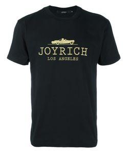 Joyrich | Embroidered Logo T-Shirt Adult Unisex Small Cotton
