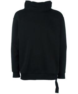 Omc | Logo Print Hoodie Medium Cotton