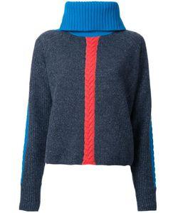 Michel Klein | Colour Block Jumper 36 Wool