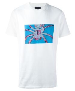 Lanvin | Exposed Spider Print T-Shirt Small Cotton
