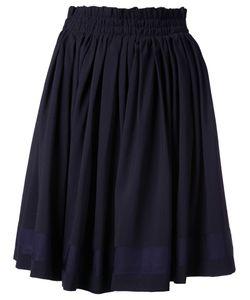 Michel Klein | Flared Skirt 40 Wool