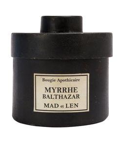Mad Et Len | Myrrhe Balthazar Candle