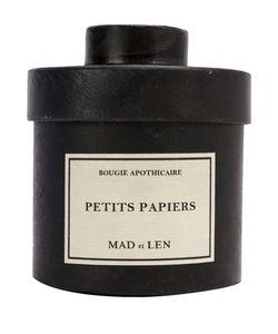 Mad Et Len | Petit Papiers Scented Candle