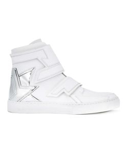 ALBERTO PREMI | Heel Counter Hi-Top Sneakers Adult Unisex 44