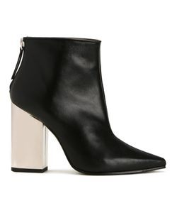 Emilio Pucci | Ankle Boots 38 Leather
