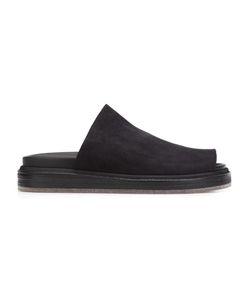 Ann Demeulemeester | Slide Sandals 40 Leather