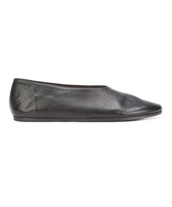 Marsell | Marsèll Coltellaccio Slippers 40 Calf Leather/Horse Leather/Leather