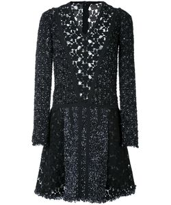 Giambattista Valli   Lace Dress 40 Polyamide/Polyester/Virgin Wool
