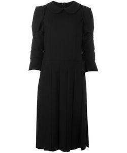 Comme Des Garcons | Comme Des Garçons Pleated Detailing Dress Medium Cashmere/Wool
