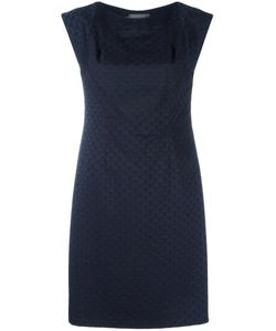 Cotélac | Jacquard Fitted Dress 1 Cotton/Polyester/Spandex/Elastane