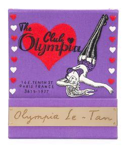 Olympia Le-Tan | The Club Clutch