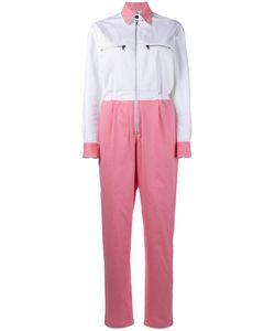 Walk of Shame | Colour Block Jumpsuit 38 Cotton
