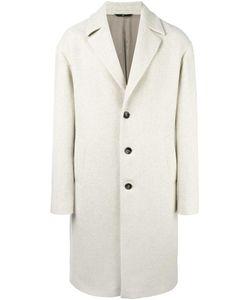 HEVO | Ostuni Coat 46 Viscose/Virgin Wool/Polyamide