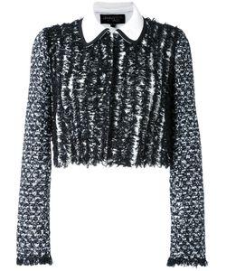 Giambattista Valli | Tweed Jacket 42 Cotton/Polyamide/Viscose