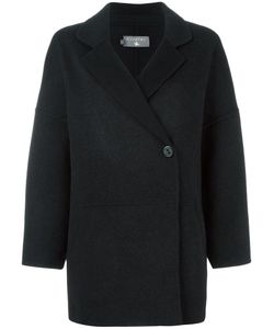 Cotélac   Wrap Front Coat 2 Wool/Polyamide
