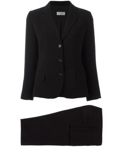 Alberto Biani | Three Button Blazer 48 Triacetate/Polyester/Viscose/Spandex/Elastane