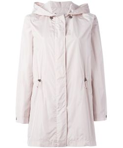 Salvatore Ferragamo | Hooded Parka 42 Polyester/Silk