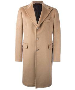 Tagliatore | Single Breasted Coat 50 Angora/Virgin Wool/Cupro