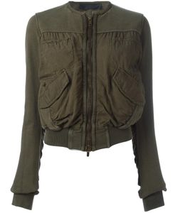 Haider Ackermann | Patch Pocket Bomber Jacket Medium Cotton