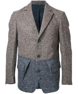WOOSTER + LARDINI | Flap Pockets Knit Blazer 48