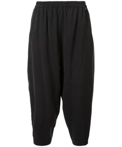 TOOGOOD | Tapered Drop-Crotch Trousers 2 Cotton/Silk