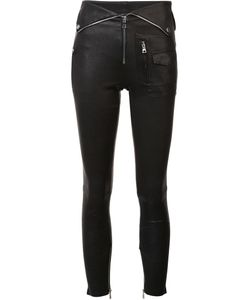 RTA | Leather Trousers 26 Lamb Skin