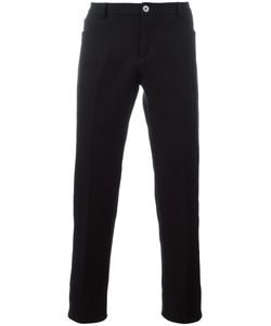 INDIVIDUAL SENTIMENTS | Flap Pocket Trousers Small Cotton