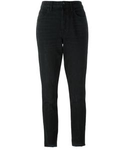 Helmut Lang | Slim-Fit Cropped Jeans 27 Cotton/Polyester