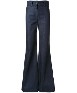 VILSHENKO | Flared Jeans 10 Cotton/Wool