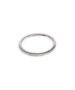 ROSA DE LA CRUZ | 18k Diamond Midi Ring