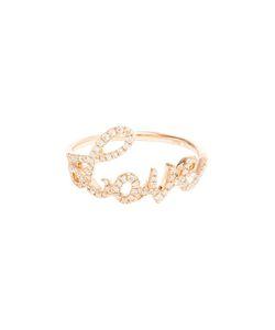 ROSA DE LA CRUZ | Love Diamond Ring 6