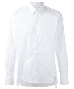 MATTHEW MILLER | Classic Shirt Medium Cotton/Spandex/Elastane