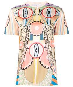 Givenchy | Crazy Cleopatra T-Shirt 36 Silk/Spandex/Elastane