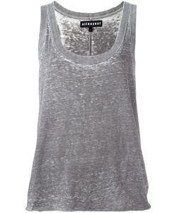 Nsf | Zuma Tank Small Cotton/Polyester/Rayon