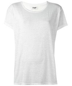 Nsf | Crew Neck T-Shirt Medium Cotton/Polyester/Rayon