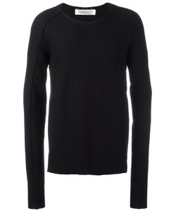 INDIVIDUAL SENTIMENTS | Elongated Sleeves Jumper Small Wool