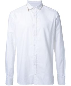 Kolor | English Cut-Away Collar Shirt 2 Cotton