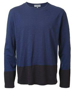 YMC | Blockhead T-Shirt Large Cotton/Linen/Flax