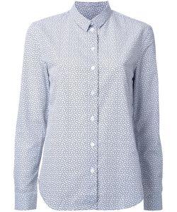 Maison Kitsune   Maison Kitsuné Clover Print Shirt 36 Cotton