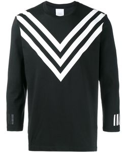 ADIDAS ORIGINALS BY WHITE MOUNTAINEERING | Raglan T-Shirt Medium Cotton/Polyester