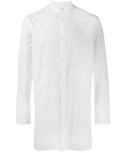 Helmut Lang | Mandarin Shirt Xl Cotton