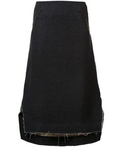 SONG FOR THE MUTE | A-Line Midi Skirt 34