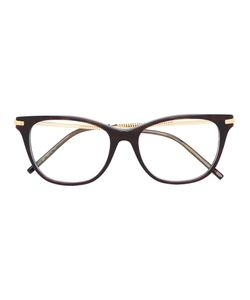 BOUCHERON | Square Frame Glasses Acetate/Metal