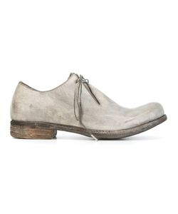A DICIANNOVEVENTITRE | Classic Derby Shoes 6 Horse Leather/Leather